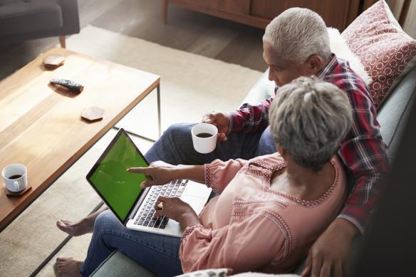 Évolution de l'utilisation d'Internet chez les aînés canadiens - thumbnail