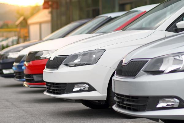 New motor vehicle registrations, second quarter 2021