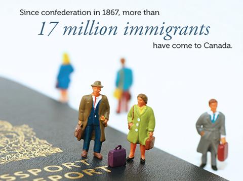 17 million immigrants
