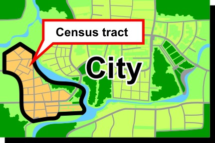 Census tract #